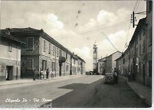 64395  - CARTOLINA d'Epoca - PAVIA provincia :  CHIGNOLO PO 1958
