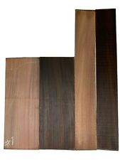 East Indian Rosewood Dreadnought Guitar Back & Side Set Luthier Tonewood #01