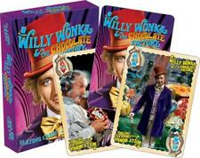 WILLY WONKA & THE CHOCOLATE FACTORY POKER PLAYING CARDS DECK OFFICIAL LICENSED