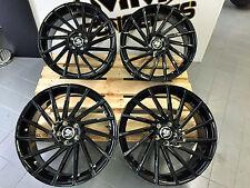 18 Zoll UA9 Felgen 5x112 schwarz für Audi A4 A6 S4 A8 Q2 Q3 TT TTS S-Line glanz