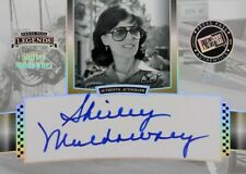 PressPass Legends Racing AUTOGRAPHED Trading Card 2012 Shirley Muldowney #26/50
