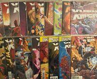 Uncanny X-Men #1-19 * 2016 vol 4 * full series complete set! * Cullen Bunn *