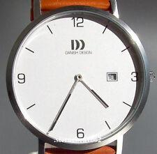 Danish Design * Herrenuhr * Ref. 3314533 * Stahl * Lederband * Quarz