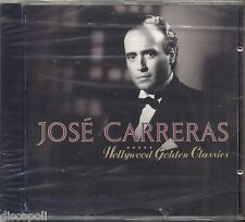 JOSE' CARRERAS - Hollywood Golden Classics - CD 1991 SIGILLATO SEALED