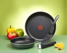 Premium Tefal Ingenio 4 Pcs  set  FRYPAN  SET  26CM  and  20CM  set with  handle