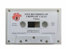 Pete Rickard - New Live Recordings Of Crow Calls #1305C - Turkey Crow Hunting