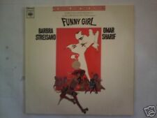 Funny Girl - 1968-Barbra Streisand - Soundtrack -Record LP