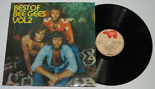 England Pressing BEST OF THE BEE GEES Vol. II LP Record