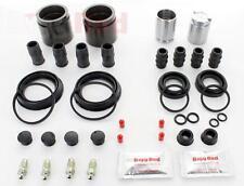 FRONT & REAR Brake Caliper Complete Repair Kit for FORD MONDEO 2007-2014 ( FK3 )