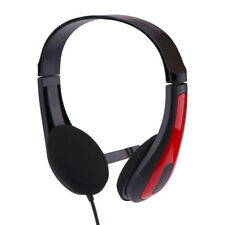 Wired 3.5mm Men Gaming Stereo Headset Surround Headphone Mic for PC Desktop