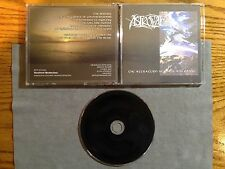 ASTROFAES - THE ATTRACTION: HEAVENS AND EARTH 2006 REISSUE NEW! HATE FOREST