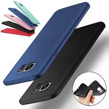 For Samsung Galaxy S20 S10+ S9 S8 J5 J7 A5 A7 2017 Slim Soft Silicone Case Cover
