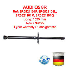 Cardan o transmision AUDI Q5 8R 8R0521101F 1525 mm, NUEVO!!
