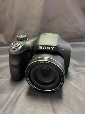 Sony Cyber-shot DSC-H300 20.1 MP Digital Camera - Black
