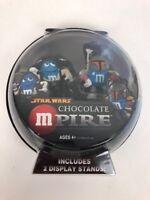 NEW Hasbro Mars M&M Star Wars M Pire Action Figures - Boba Fett & Hans Solo Mint