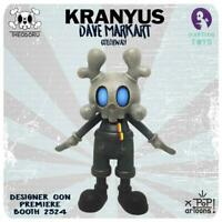 """MARTIAN TOYS Kranyus """"It Can't Rain All The Time"""" Edition by Dave MarkArt x Theo"""