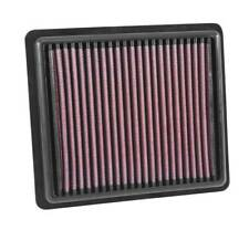 33-2880 K&N Replacement Air Filter FORD FIESTA ST150, 2.0L, 16V (KN Panel Replac