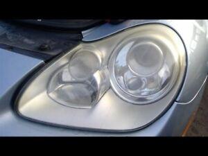 2003-06 PORSCHE CAYENNE Left Driver Headlight Xenon HID Headlamps