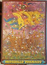 Mordillo Tornado  puzzle vintage 84x60