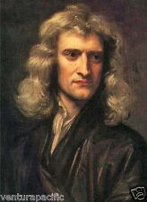 Isaac Newton Portrait : Godfrey Kneller painter