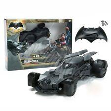 Dawn of Justice Batman Superman Batmobile Car Motion-Sensing RC Figure With Box