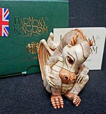Harmony Kingdom Henna Dragon Le 1181/5000 Signed made in England