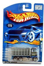 2001 Hot Wheels #228 Ford Stake Bed