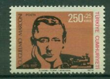 TURKEY 1974 100TH BIRTH ANNIV. OF G. MARCONI MNH C1353