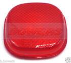JCB LOADALL TELEHANDLER AGRI 525 526S 416S REAR RED STOP/TAIL LIGHT LAMP LENS
