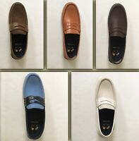 Men Cole Haan Nantucket Loafer II Cushioned Leather & Nubuck Suede Shoes Sneaker