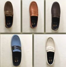 Men Cole Haan Nantucket Loafer II Cushioned Leather And Nubuck Suede