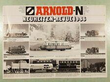 catalogo Arnold-N novità 1986
