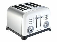 Morphy Richards Accents 4-Slice Toaster - Black