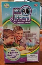 My Fun Fish Tank Fun Self Cleaning Fish Tank Kids Small Freshwater Betta Tanks