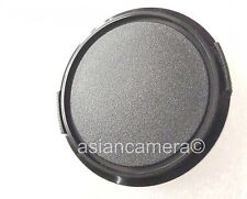 58mm Sanp-on Front Plastic Safety Lens Cap Dust Cover  58 mm