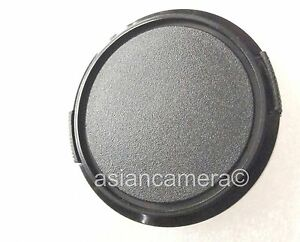 58mm Sanp-on Front Plastic Safety Lens Cap Dust Cover  58 mm