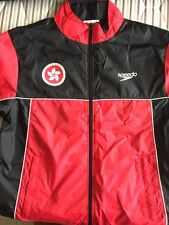 Incheon 2013 Asian Indoor & Martial Arts Games Hong Kong Swim Track Suit Jacket