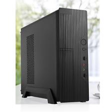 CASE MICRO ATX SFX PER PC TECNO TC-S3 USB 3.0 ALIMENTATORE 500W CON CARD READER