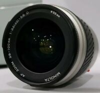 Minolta AF D 28-100mm Zoom Lens for Dynax Maxxum KM, Sony Alpha A-Mount DSLR