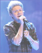One Direction Niall Horran signed autograph UACC AFTAL online COA