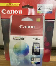 Canon 211XL Color Ink Cartridge Pixma