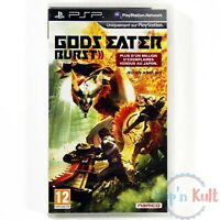 Jeu Gods Eater Burst sur PlayStation Portable / PSP NEUF sous Blister