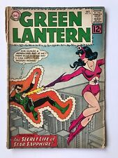 "Green Lantern #16 DC 1st Carol Ferris Star Sapphire October 1962 ""Low Grade"""