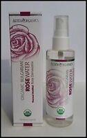 Alteya  Organics  100% ORGANIC Bulgarian Rose Water - Rosa Damascena Spray 100ml