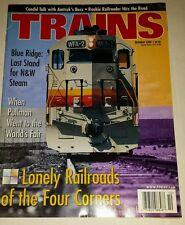Trains Magazine October 2000