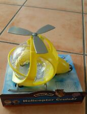 Helicopter cruiser small toy for Hamster or Mouse
