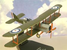OXFORD AVIATION 1/72 WWI BIPLANE DE HAVILLAND DH4 RAF 212 SQN AUGUST 1918 AD002