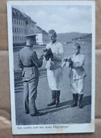 GERMAN LUTWAFFE PILOTS FIELD POSTCARD 1940