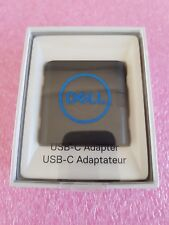 New Sealed Dell Adapter USB Type C to HDMI/VGA/Ethernet/USB 3.0 DA200