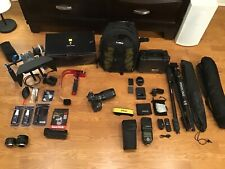 Nikon Z7 Mirrorless Digital Camera 45.7MP ,w/3Lens/Flash, STUDIO ,W/MATTBOX
